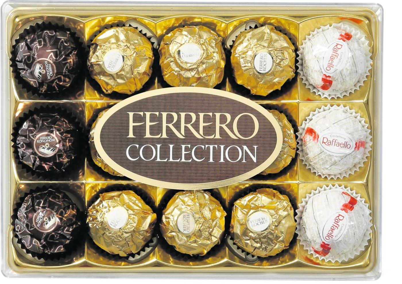 Ferrero Collection 15 pezzi