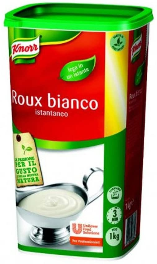 Roux Bianco Istantaneo Knorr 1kg