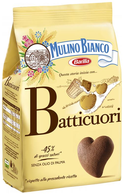 Batticuori Mulino Bianco 350g