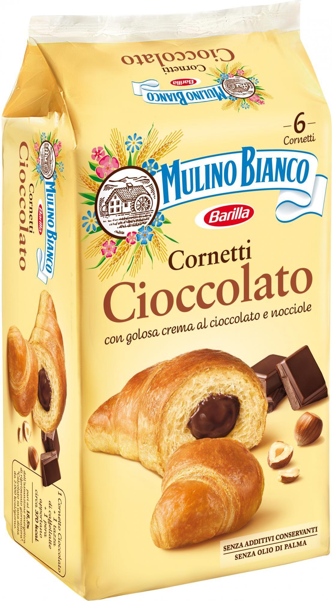 Cornetti al Cioccolato Mulino Bianco 330g