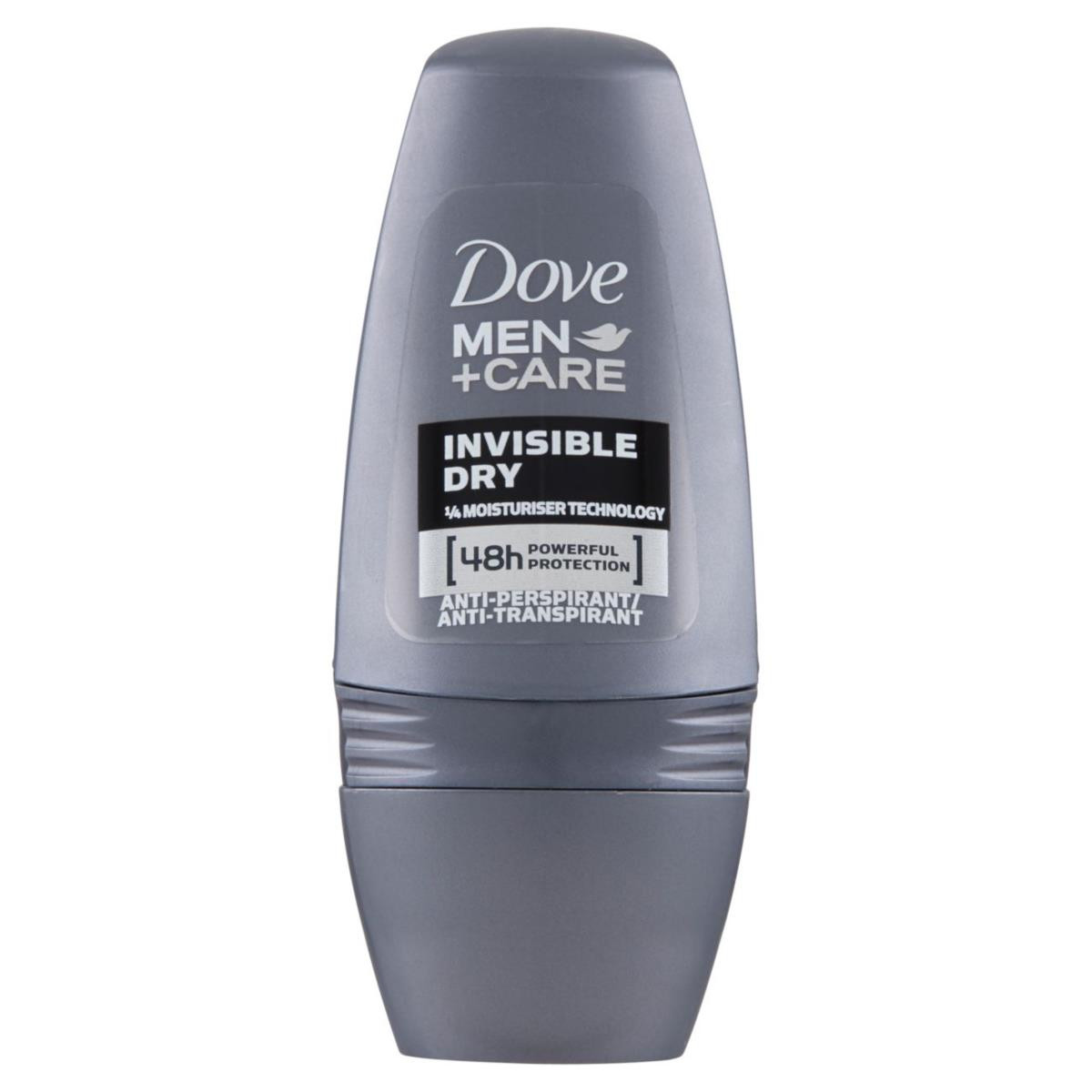Dove deodorante Man+Care Invisible Dry Roll-on