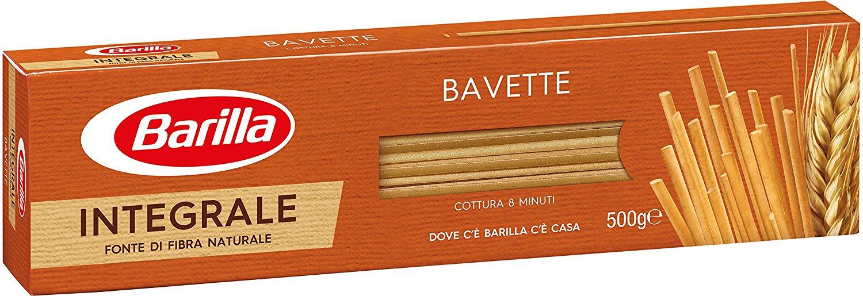 Bavette Integrali Barilla 500g