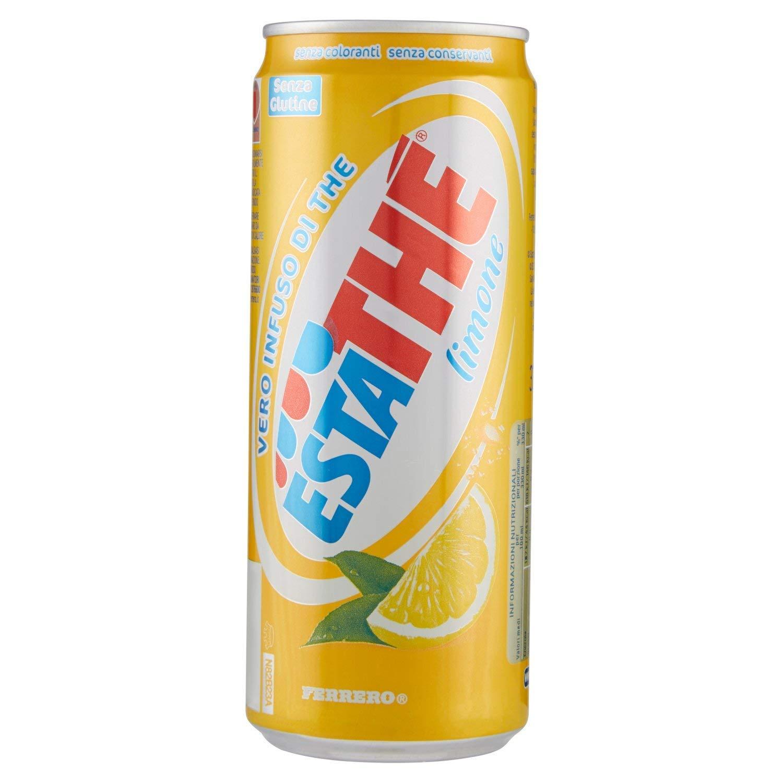 Estathè Limone in Lattina 33cl