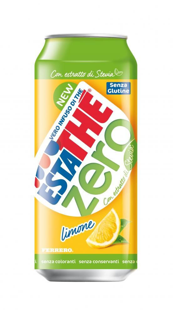 Estathè zero Limone lattina 33cl