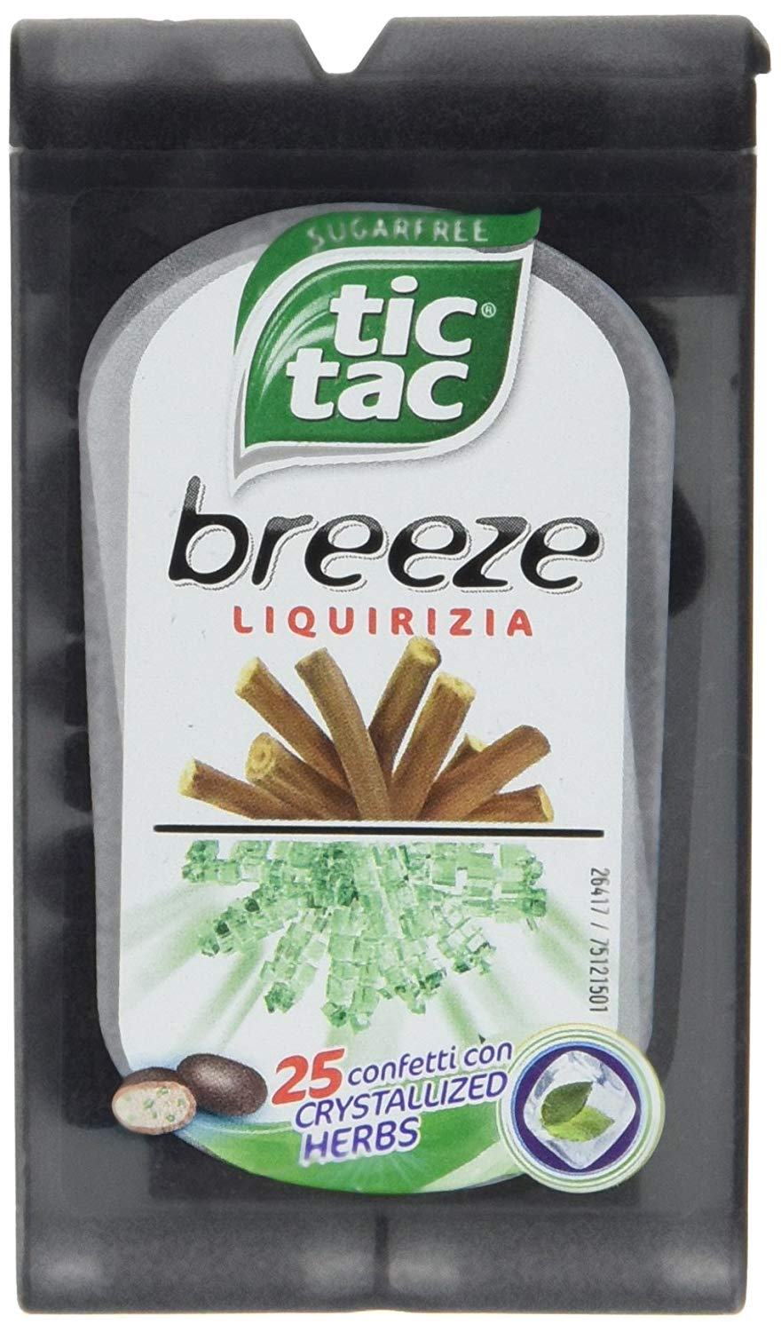 Tic Tac Breeze Liquirizia