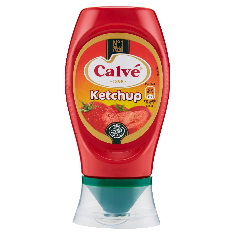 Ketchup Calvè 250ml