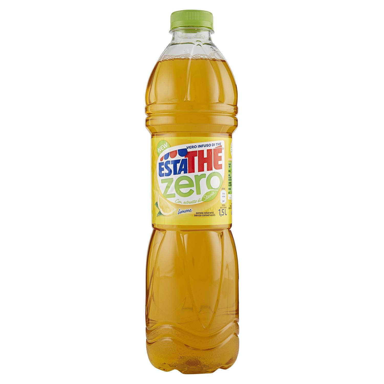 Estathè zero Limone Bottiglia 1500ml
