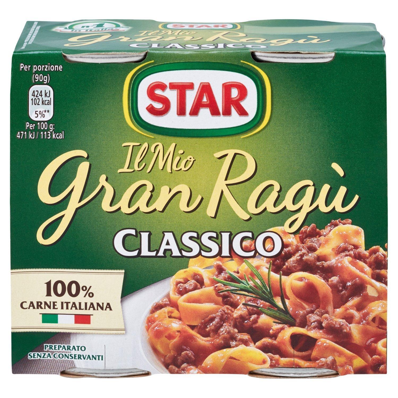Il Mio GranRagù Star Classico 180g