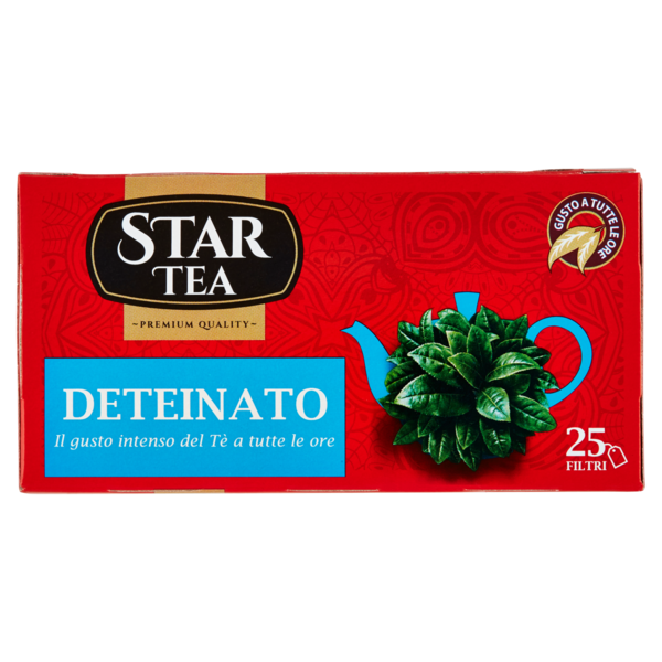 Star Tea Deteinato