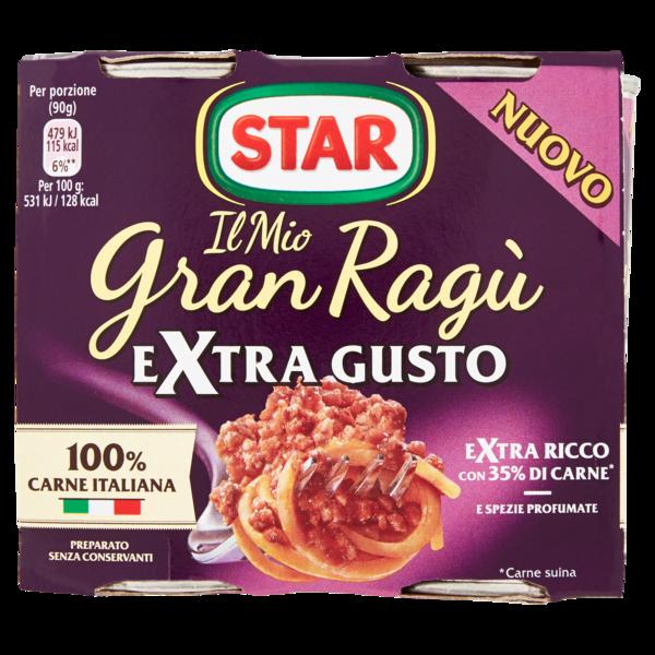 Il Mio GranRagu Star Extra Gusto 2x180g