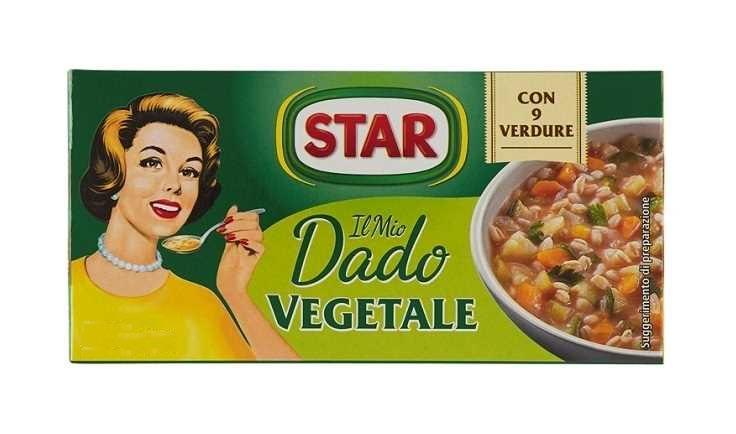 Il Mio Dado Star – Vegetale con 9 verdure