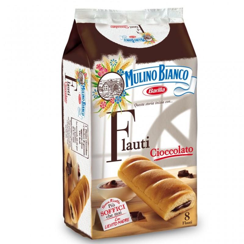 Flauti al cioccolato Mulino Bianco 280g