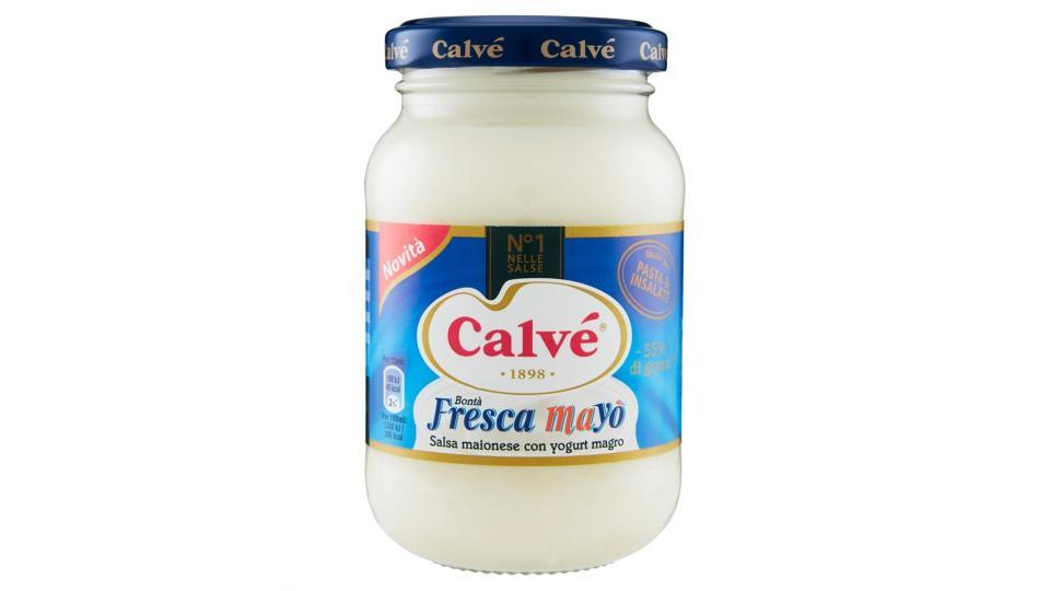 Maionese Calvè Fresca Mayò 225ml