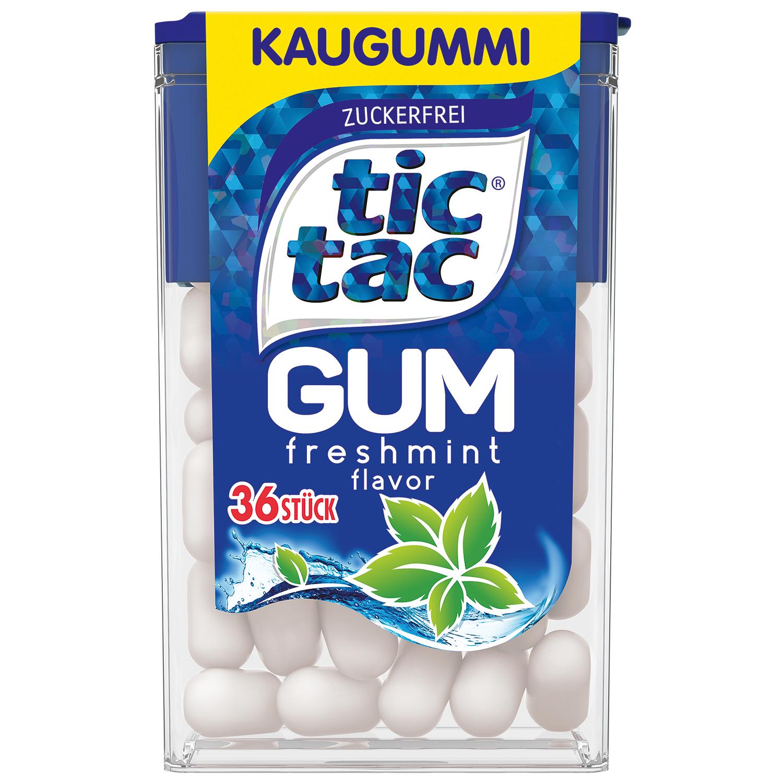 Tic Tac Gum Freshmint