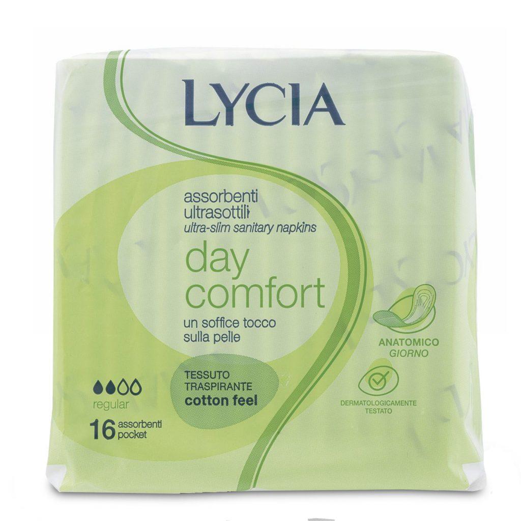 Lycia assorbenti day comfort anatomici
