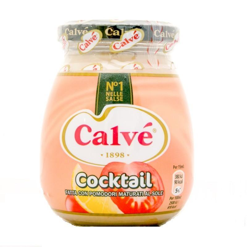 Salsa Cocktail Calvè 250ml