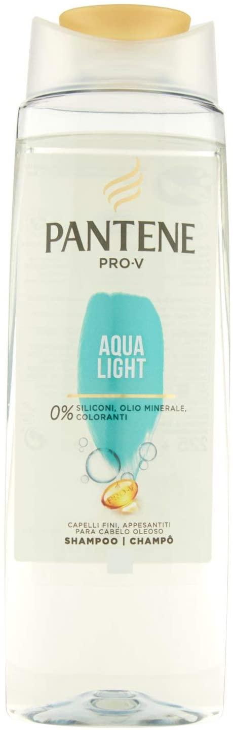 Pantene Shampoo Aqua Light. 250ml
