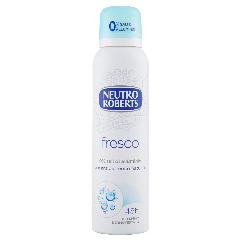 NEUTRO ROBERTS Deodorante Spray Fresco Classico 150ml