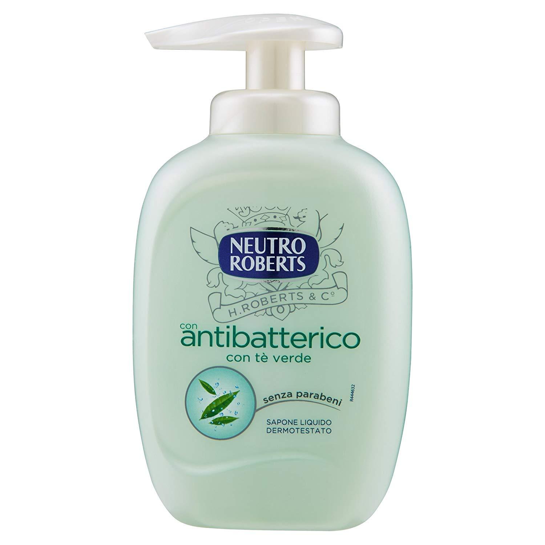 Neutro Roberts con antibatterico con tè verde 300ml