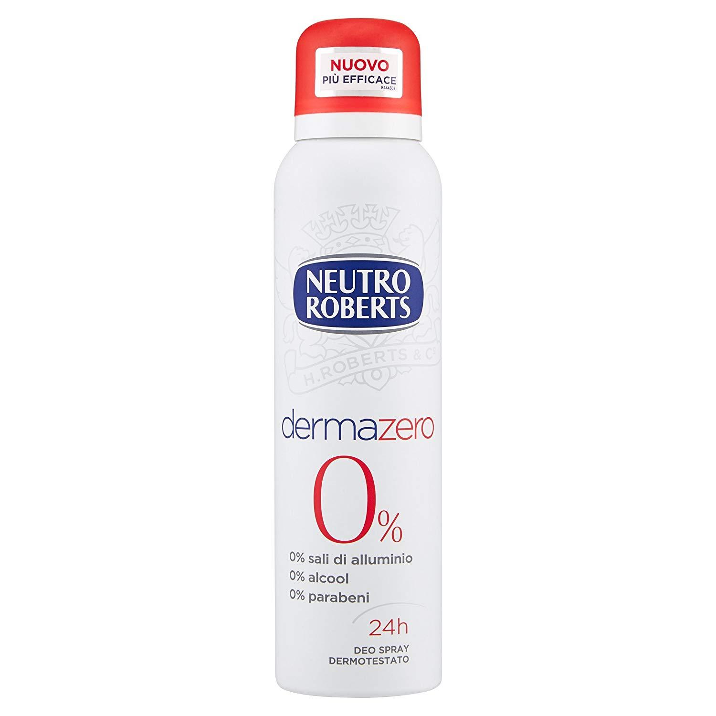 NEUTRO ROBERTS Deodorante Spray Dermazero 150ml