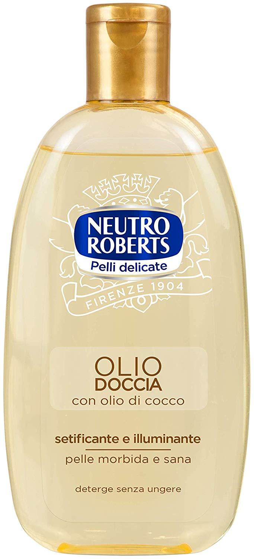 Neutro Roberts Olio doccia cocco 250ml