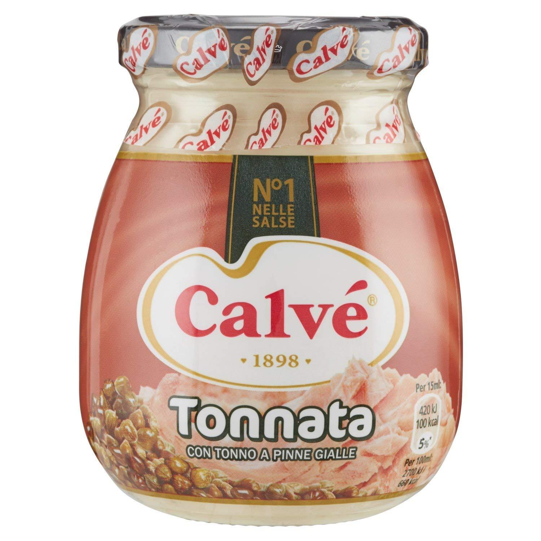 Salsa Tonnata Calvè 250ml