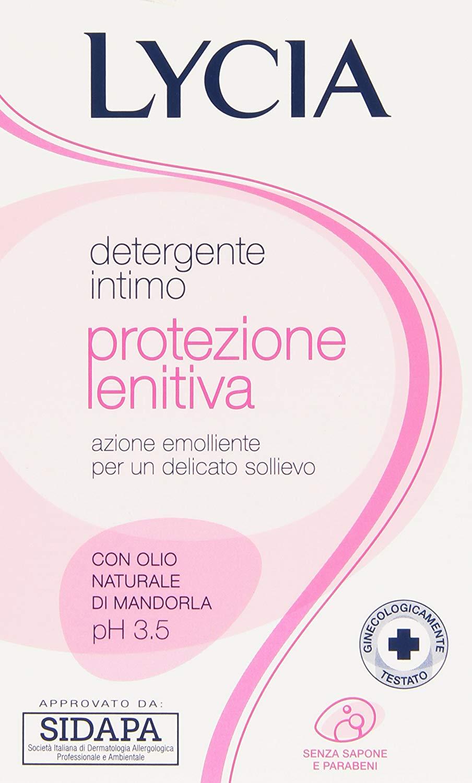 Lycia Protezione Lenitiva Detergente Intimo 250ml