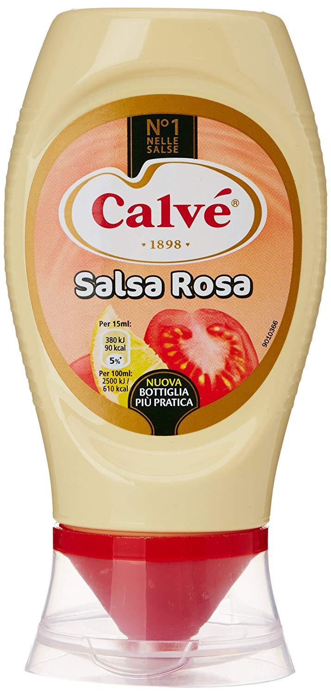 Salsa Rosa Calvè 250ml