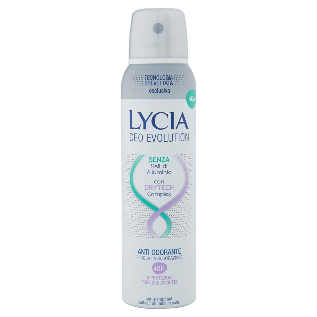 Lycia Deo Evolution Spray 150ml