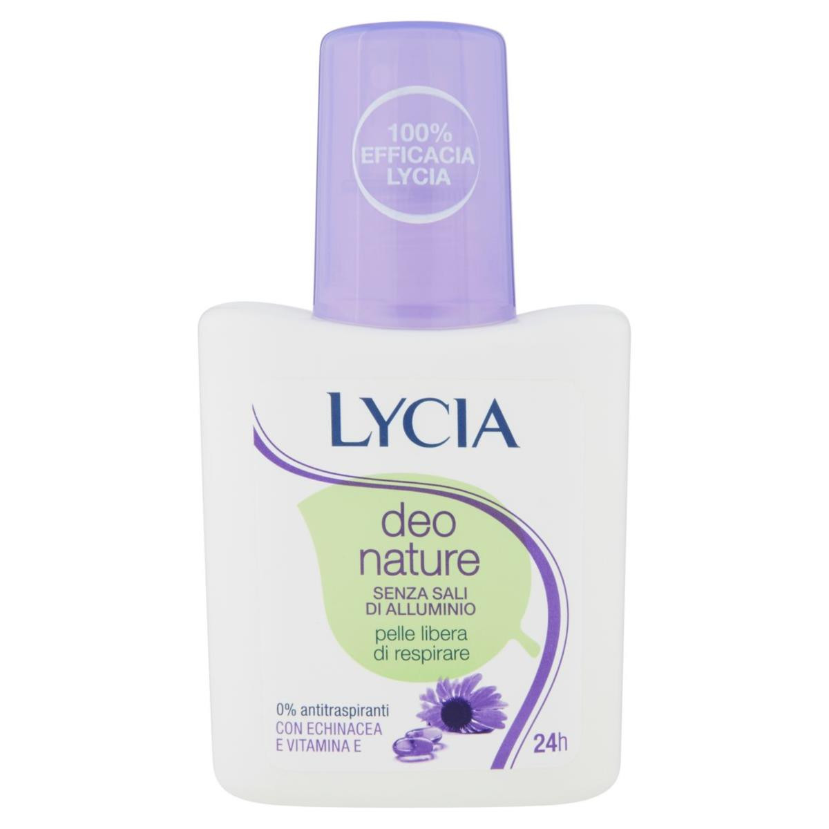 Lycia Deo Nature Vapo 75ml