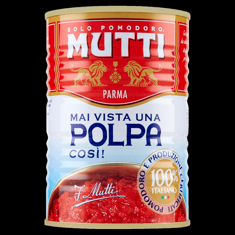 Polpa di pomodoro Mutti 400g