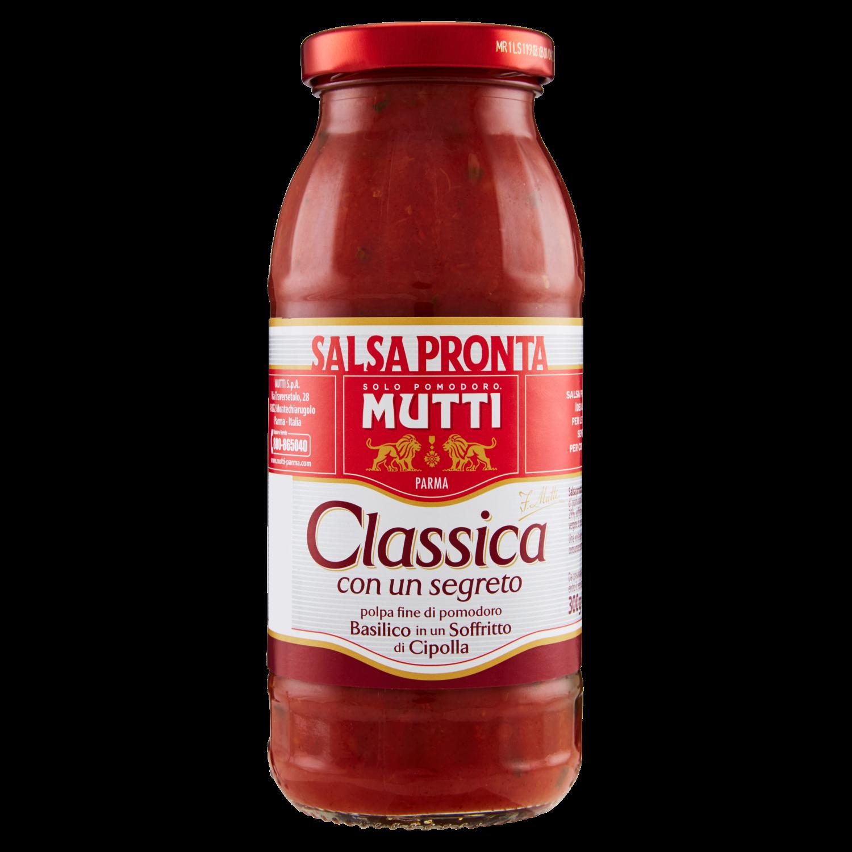 Salsa Classica Mutti 300g