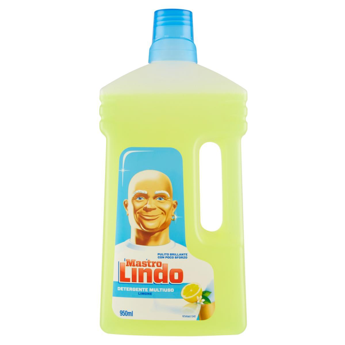 Mastro Lindo Multiuso Limone 950ml