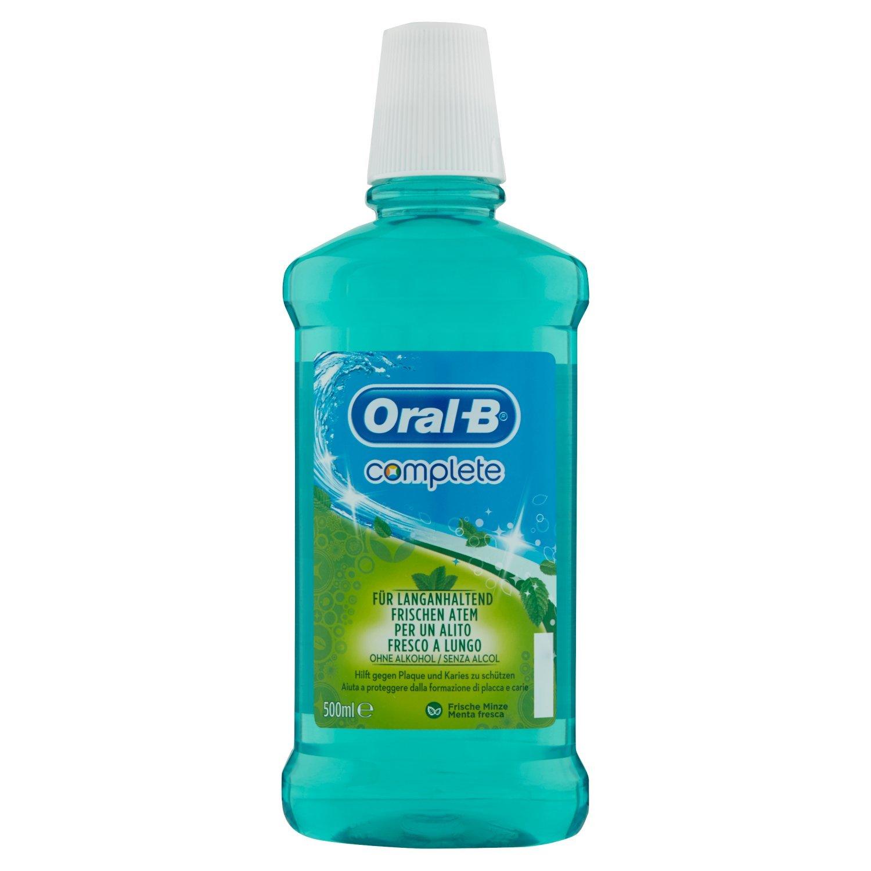 Collutorio Oral-B Complete 500ml