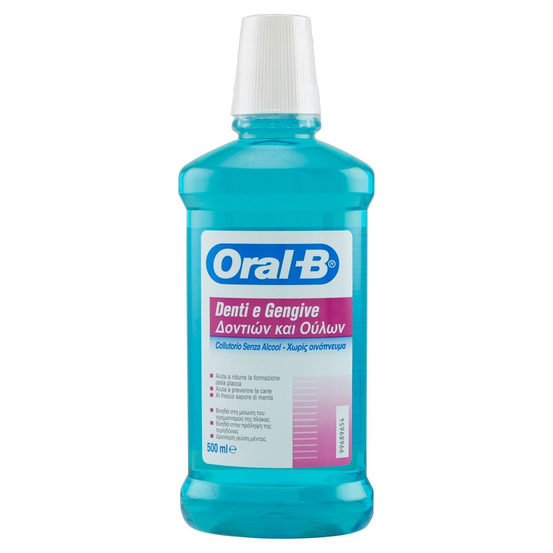 Collutorio Oral-B Denti E Gengive 500ml