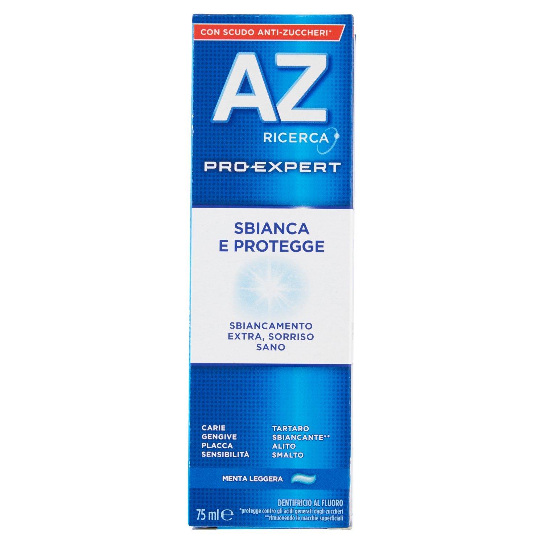Dentifricio AZ Pro-Expert Sbianca e Protegge 75ml