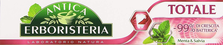Antica Erboristeria Dentifricio Totale Menta & Salvia 75ml
