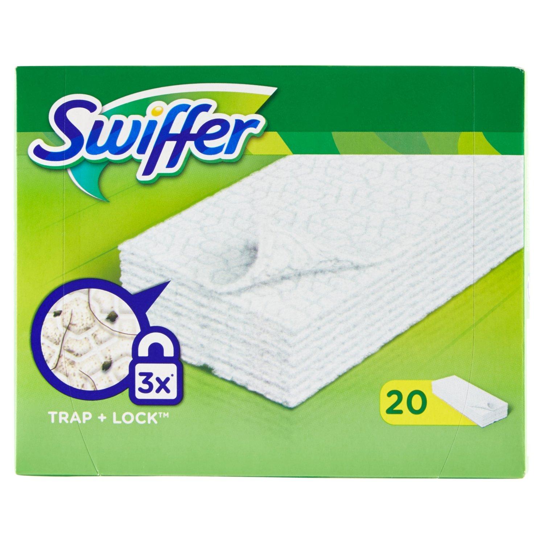 Panni Swiffer 20 pezzi