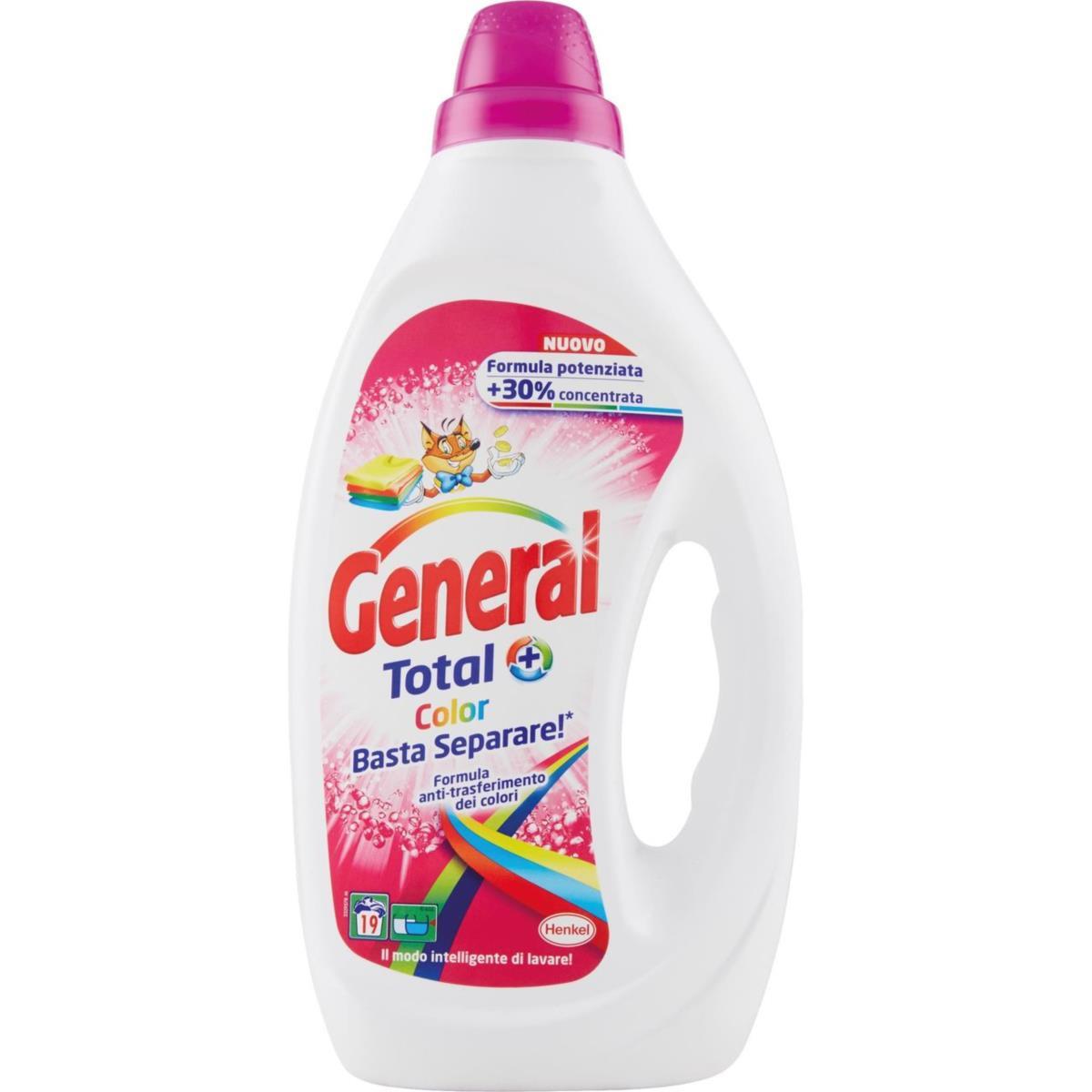 General Color 19 lavaggi