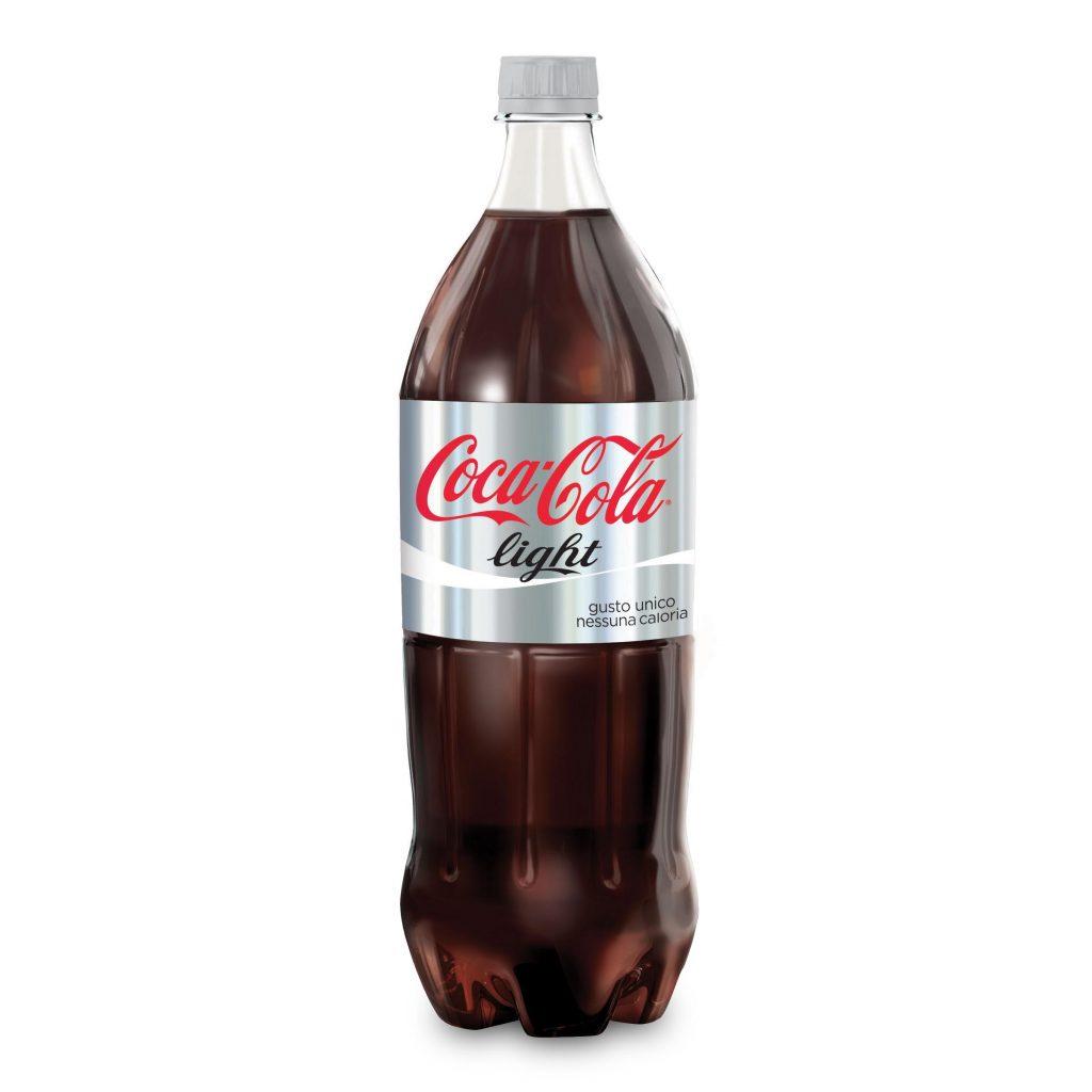 Coca-Cola light bottiglia 1,5l