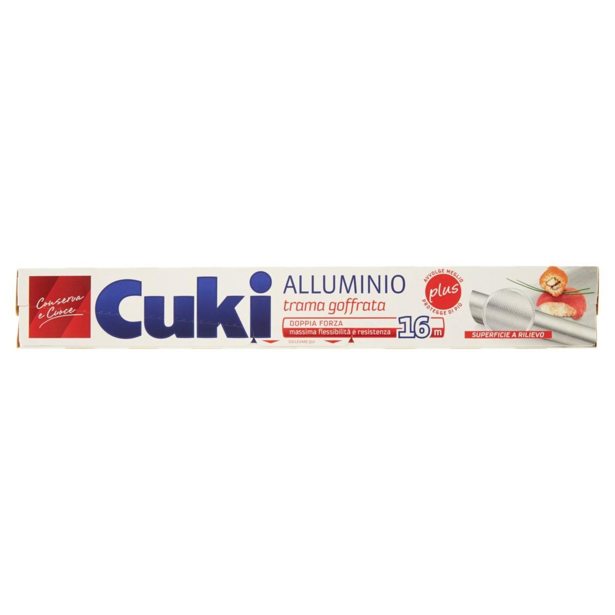 Cuki Alluminio Plus 16mt