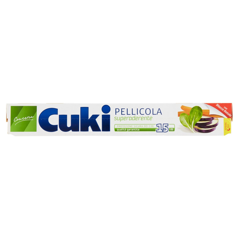 Cuki Conserva Pellicola superaderente 15mt