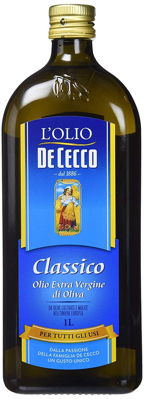 Classico – Olio extra vergine di Oliva Dececco 1l