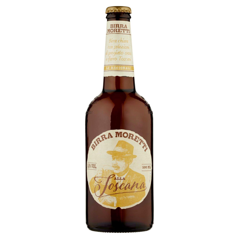 Birra Moretti alla Toscana 500ml