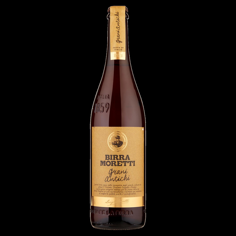 Birra Moretti Grani Antichi 75ml