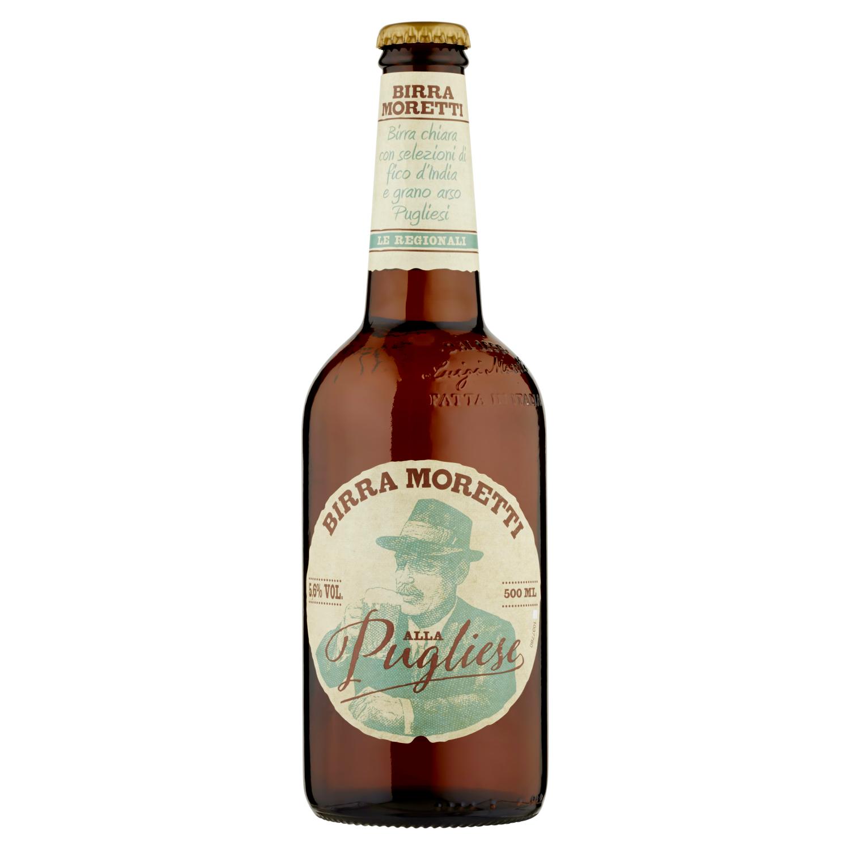 Birra Moretti alla Pugliese 500ml