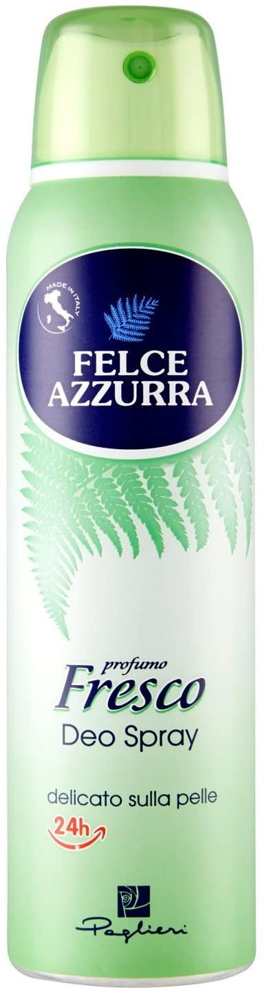 Deodorante Fresco Felce Azzurra Spray 24h 150ml