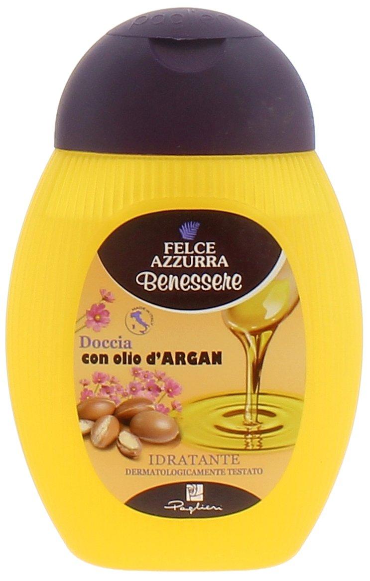 Doccia Felce Azzurra Benessere con olio d'Argan Idratante 200ml