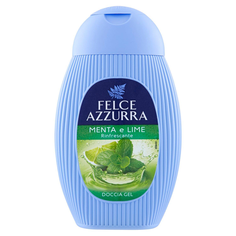 Doccia Felce Azzurra Menta e Lime Rinfrescante 250ml