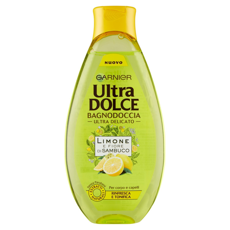 Bagnodoccia Ultra Delicato Ultra Dolce Limone e Fiore di Sambuco 500ml